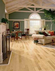 Armstrong Hardwood Floors special at Korkmaz, Sugar Creek Plank collection