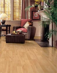 Bruce laminate floors near NJ and NYC available at Korkmaz, Heritage Heights collection