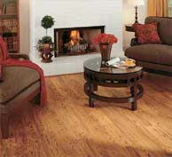 Pergo laminate floors near NJ and NYC available at Korkmaz, Appalachian Hickory color