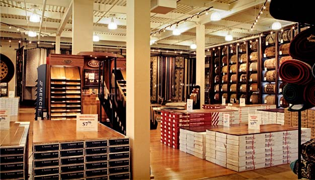 Korkmaz Rugs and Flooring has the largest mega flooring store in New Jersey